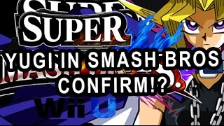 Yugi in Smash Confirmed!