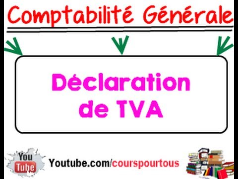 comment déclarer tva intracommunautaire