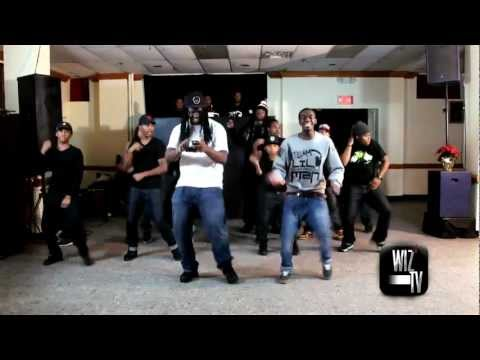 @Djlilman973 ft @YoungKid - Fall Out 2K13 Official Wiztv Video