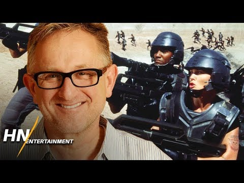 EXCLUSIVE: Ed Neumeier Teases Starship Troopers TV Series With Original Cast