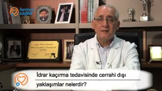 OTA&Jinemed Hastanesi - Prof.Dr.Teksen Çamlıbel - İdrar kaçırma