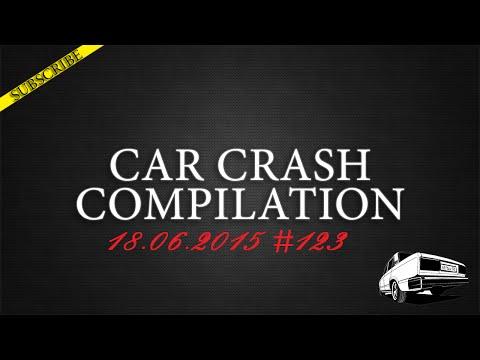 Car crash compilation #123 | Подборка аварий 18.06.2015