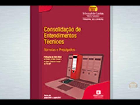 TCE Notícias - Nova edição da Consolidação de Entendimentos Técnicos está...