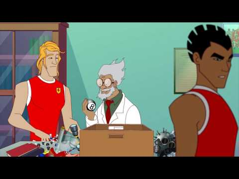 Super Strikas Episodio 28 | Kids Cartoon
