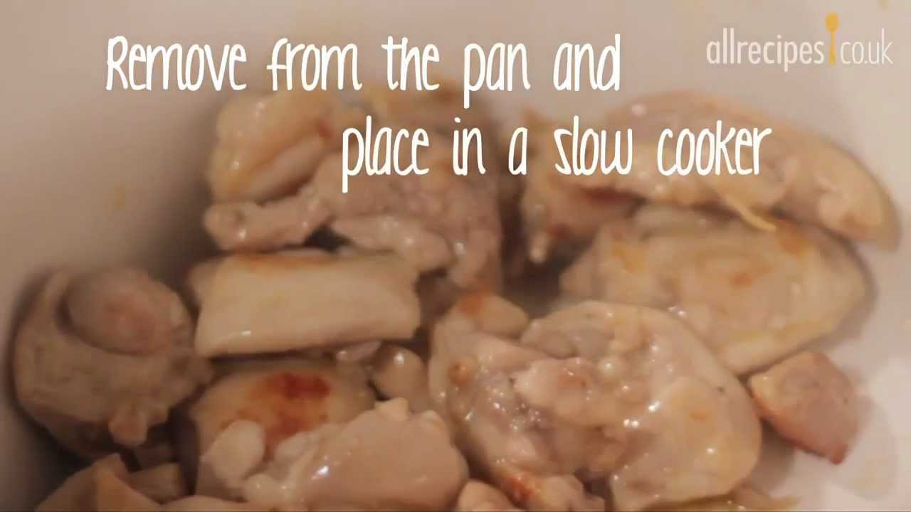 Slow cooked chicken korma recipe all recipes uk forumfinder Choice Image