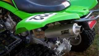 7. Kawasaki KFX 700 Backfiring Follow-up, Is it Fixed