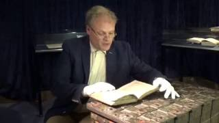 Some information about the Old Frisian language at the very place where the medieval manuscripts are preserved. More information: ...