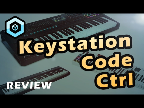 M-Audio Midi Controller Test - Keystation 61 vs Code 49 vs CTRL49