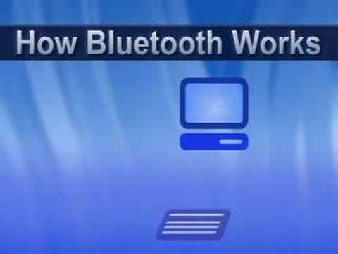 bluetooth - Overview of Bluetooth wireless technology.