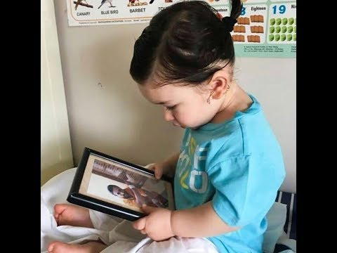 Taimur's new hairstyle is super cute