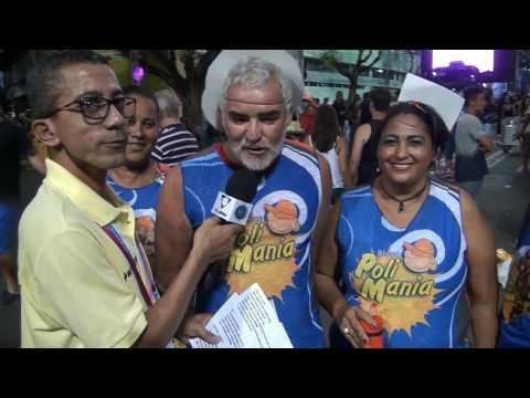 Associado comenta participação no desfile do Polimania