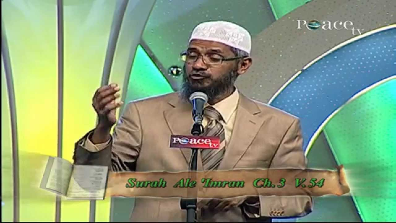Concept of God in World Major Religion by Dr Zakir Naik | Part 3 | Q&A