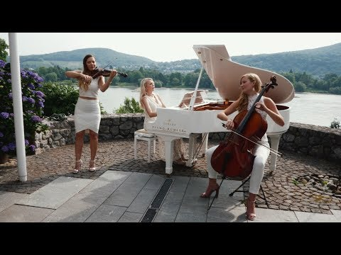 Hallelujah Instrumental Cover Piano Violin Cello