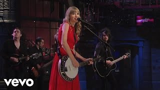 Taylor Swift - Mean (Live)