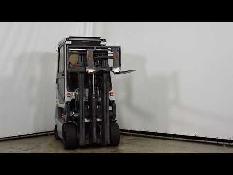 Gebruikte Heftrucks - Nissan Heftruck met telescooparm GQ02L30CU (Foto 9)