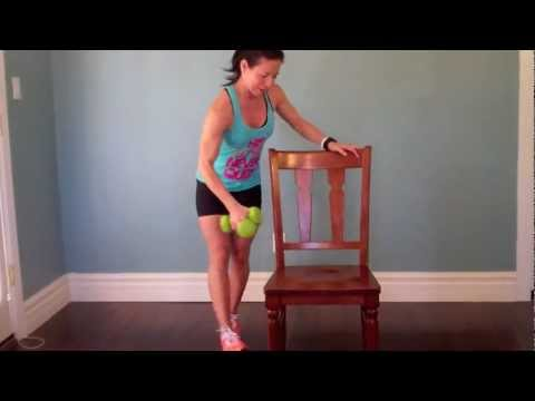 Overweight/Obese Chair WorkOUT #4 – Christian Fitness – Faith & Wellness