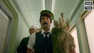 Wes Anderson Directed An H&M Ad With Adrian Brody - Wes Anderson didn't direct a movie this year, but this H&M ad isn't bad. --- Follow us on Facebook: https...