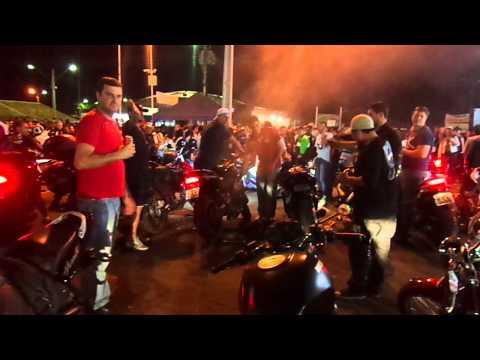 Encontro de Motos em Ilha Solteira XV TOP 2013