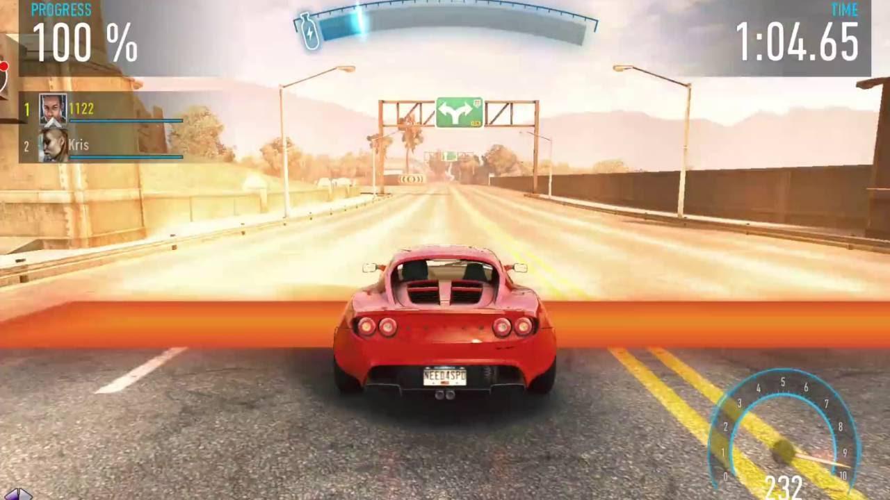 حصريا اللعبه المنتظره Need For Speed EDGE Mobile v1.1.165526 مسربه
