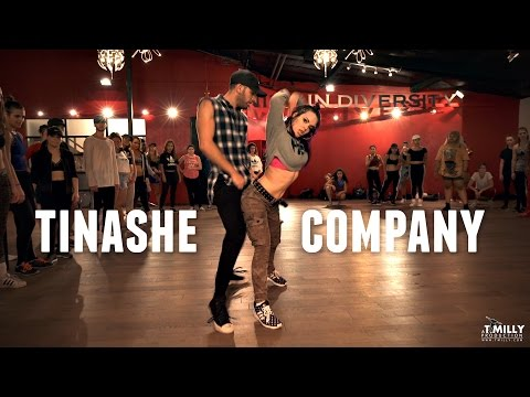 Tinashe – Company – Choreography by Jojo Gomez & Jake Kodish – Filmed by @TimMilgram