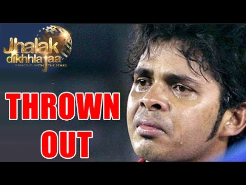 Video Jhalak Dikhhla Jaa 7 : OMG! Sreesanth THROWN OUT of the Show | 12th July 2014 FULL EPISODE download in MP3, 3GP, MP4, WEBM, AVI, FLV January 2017