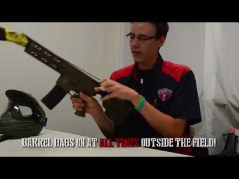AIRSOFT FIELD RULES 2015