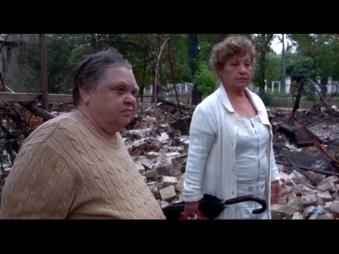 Ukraine: Displaced at Home
