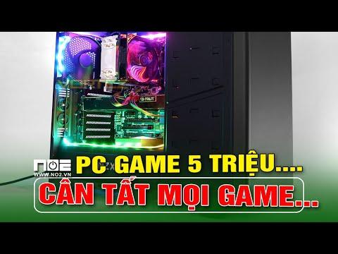 triệu bạn mua được bộ máy tính như nào