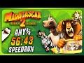 Madagascar: Escape 2 Africa Any Speedrun In 56:43