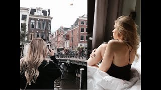 MOJA LATYNOSKA MIŁOŚĆ | Amsterdam Vlog Olciiak
