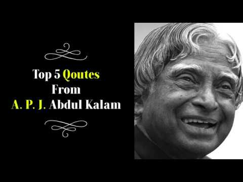 God quotes - Top 5 Quotes By A. P. J. Abdul Kalam