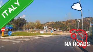 Baronissi Italy  city photos gallery : Driving from Baronissi (SA) to Pagani (SA) - ITALY