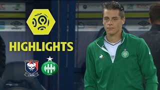 SM Caen vs AS Saint-Etienne (0 - 1) highlights. The best actions and goals of SM Caen vs AS Saint-Etienne in video. Ligue 1 ...