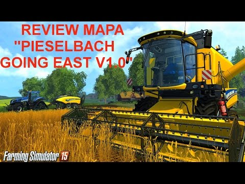 Pieselbach going East v1.0 Beta