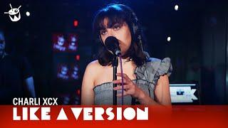 Charli XCX - 'Boys' (live on triple j)