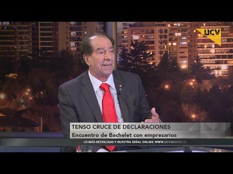 "video Rafael Cumsille emplazó a presidenta Bachelet a cambiar a sus ""sacristanes"""