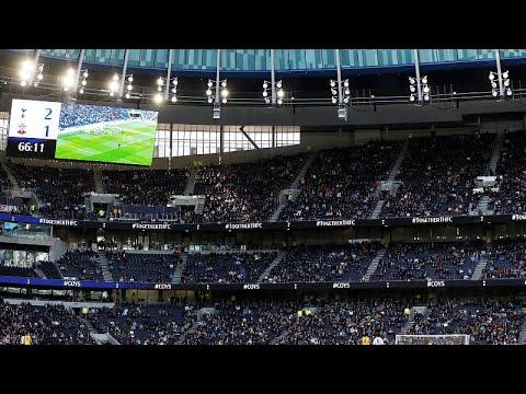 Εγκαίνια στο νέο γήπεδο της Τότεναμ