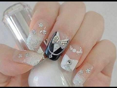 Unique Nail Art Designs 2017: The Best Images, Creative Ideas