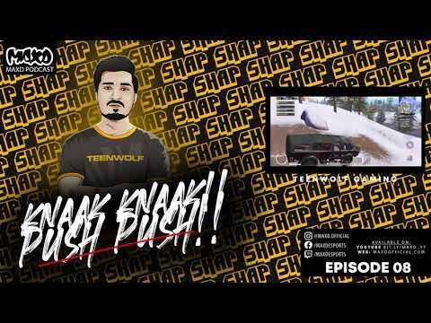 PUBG PODCAST SERIES | Episode 8:  Bablu Teenwolf Speaks | MAXD eSports
