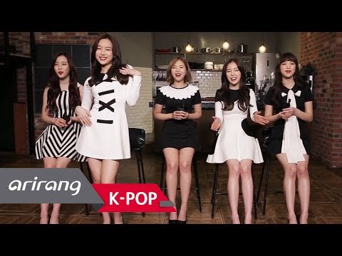 [Pops in Seoul] Falling in April! April(에이프릴) Interview of 'The Blue Bird(파랑새)' (видео)