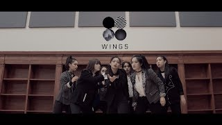 Video [EAST2WEST] 방탄소년단 (BTS) - 피 땀 눈물 (Blood Sweat & Tears) Dance Cover (Girls Ver.) MP3, 3GP, MP4, WEBM, AVI, FLV Januari 2018
