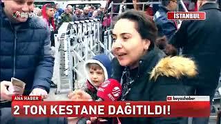 Gaziosmanpaşa'da Kestane Festivali Coşkusu - Beyaz Tv