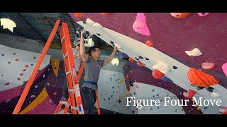 Creating A Very Special Move by Eric Karlsson Bouldering