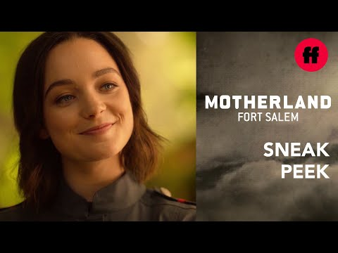 Motherland Season 1, Episode 5 | Sneak Peek: Raylla Exchange Gifts | Freeform