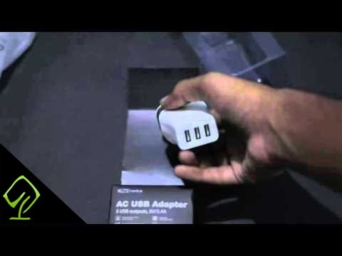 Unboxing and Quick Review of Portronics USB AC Adapter 3.4AMP 3 Port USB Charger