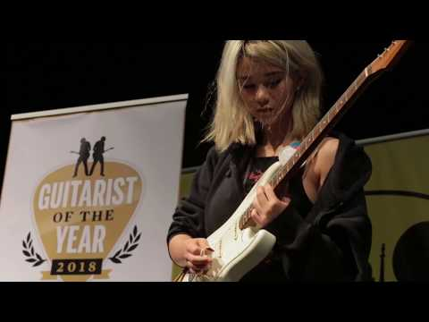 Young Guitarist Of The Year 2018 Finalist - Abigail Zachko