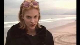 L.A. without a Map (by Mika Kaurismaki 1998) Vinessa Shaw interview.