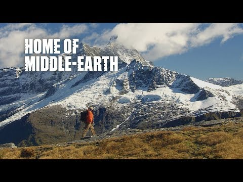 New Zealand - Take an exclusive journey through Middle-earth with the cast of The Hobbit: An Unexpected Journey.