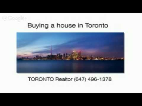 Buying a House in Toronto | Buy Home In Toronto – Call (647) 496-1378