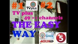 Download Lagu TV Plus  the easy way. Mp3